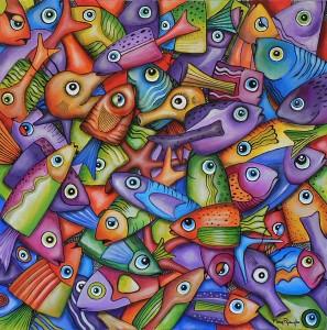 contare i pesci