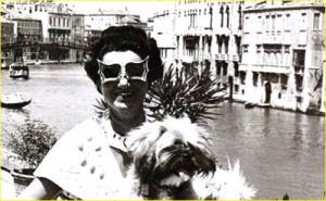 due settimane con Peggy Guggenheim