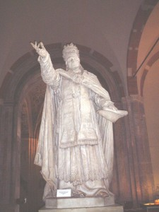Pio IX da Senigallia a MIlano