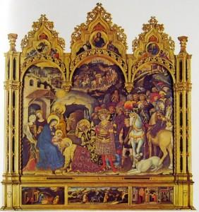 Gentile da Fabriano: il più importante artista italiano del gotico