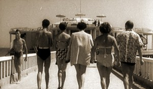 memorie in bianco e nero: una rotonda sul mare e i nostri sogni