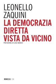 """democrazia diretta elvetica, """"medicina"""" per l'Italia"""