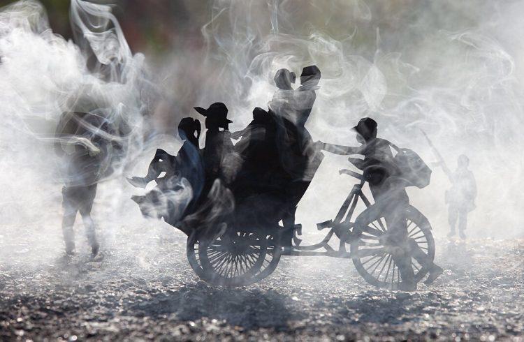 in Cambogia non c'era tempo per i funerali