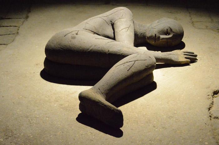 grande valore alla scultura di figura