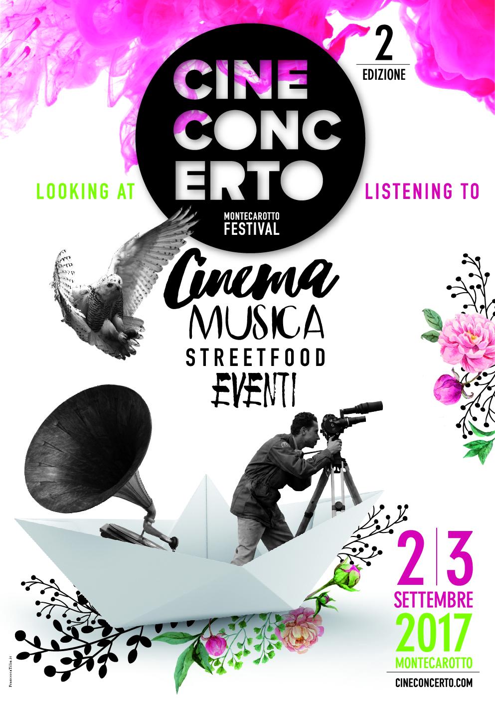 CINECONCERTO FESTIVAL 2017