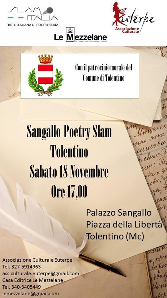 Sangallo Poetry Slam