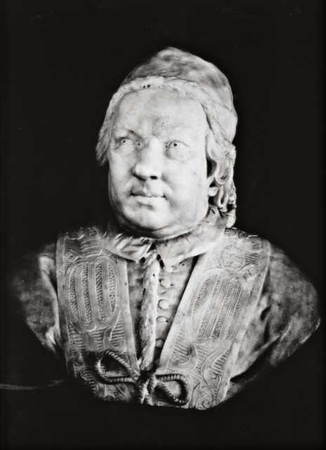 Lambertini busto marmo ecomarchenews