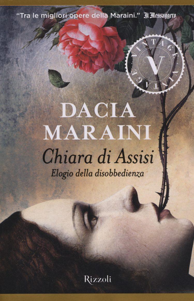 copertina libro Maraini ecomarche