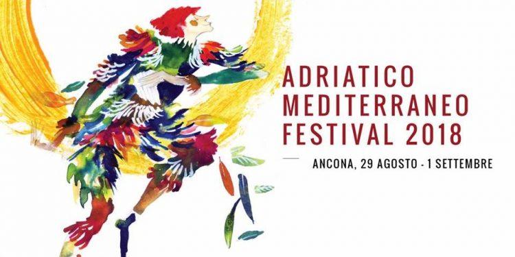 Adriatico Mediterraneo Festival 2018 locandina ecomarche