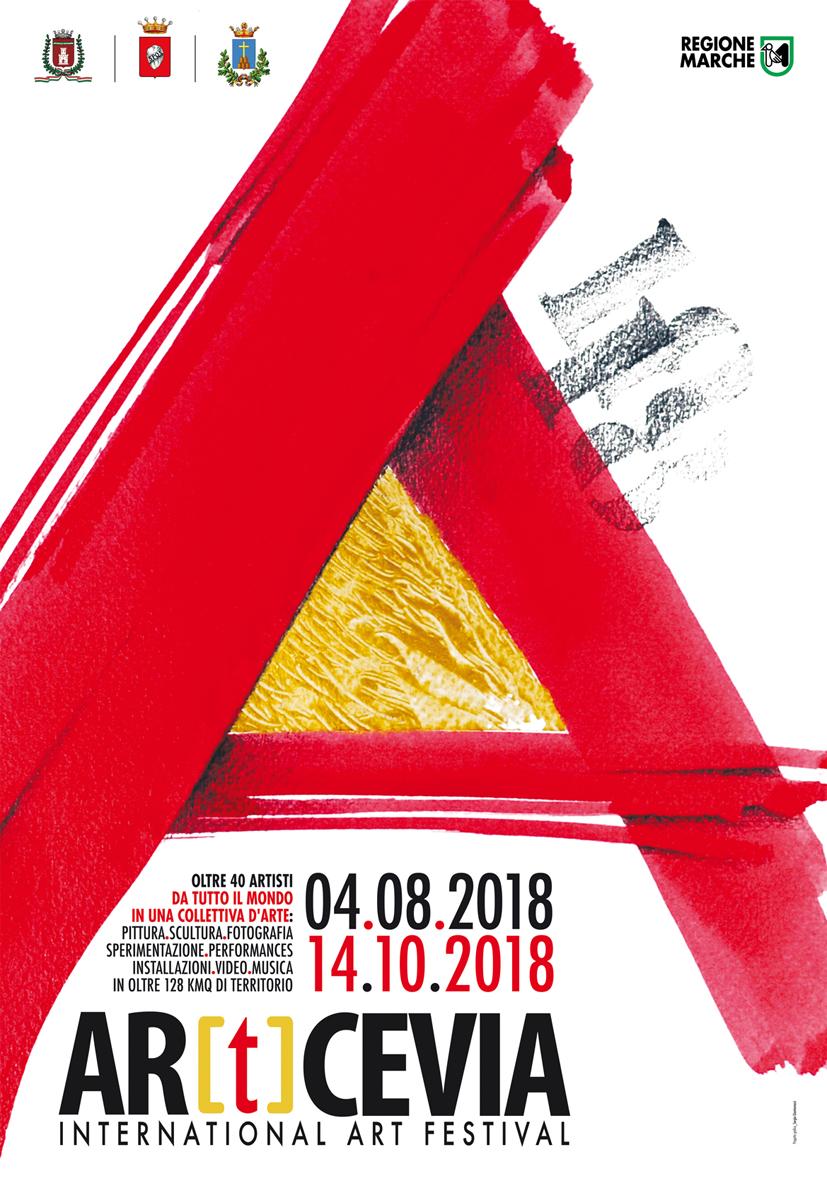 artcevia locandina 2018 ecomarche