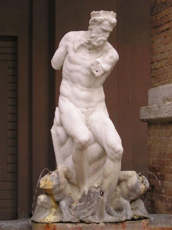 fontana del Nettuno Piazza Roma ecomarchenews
