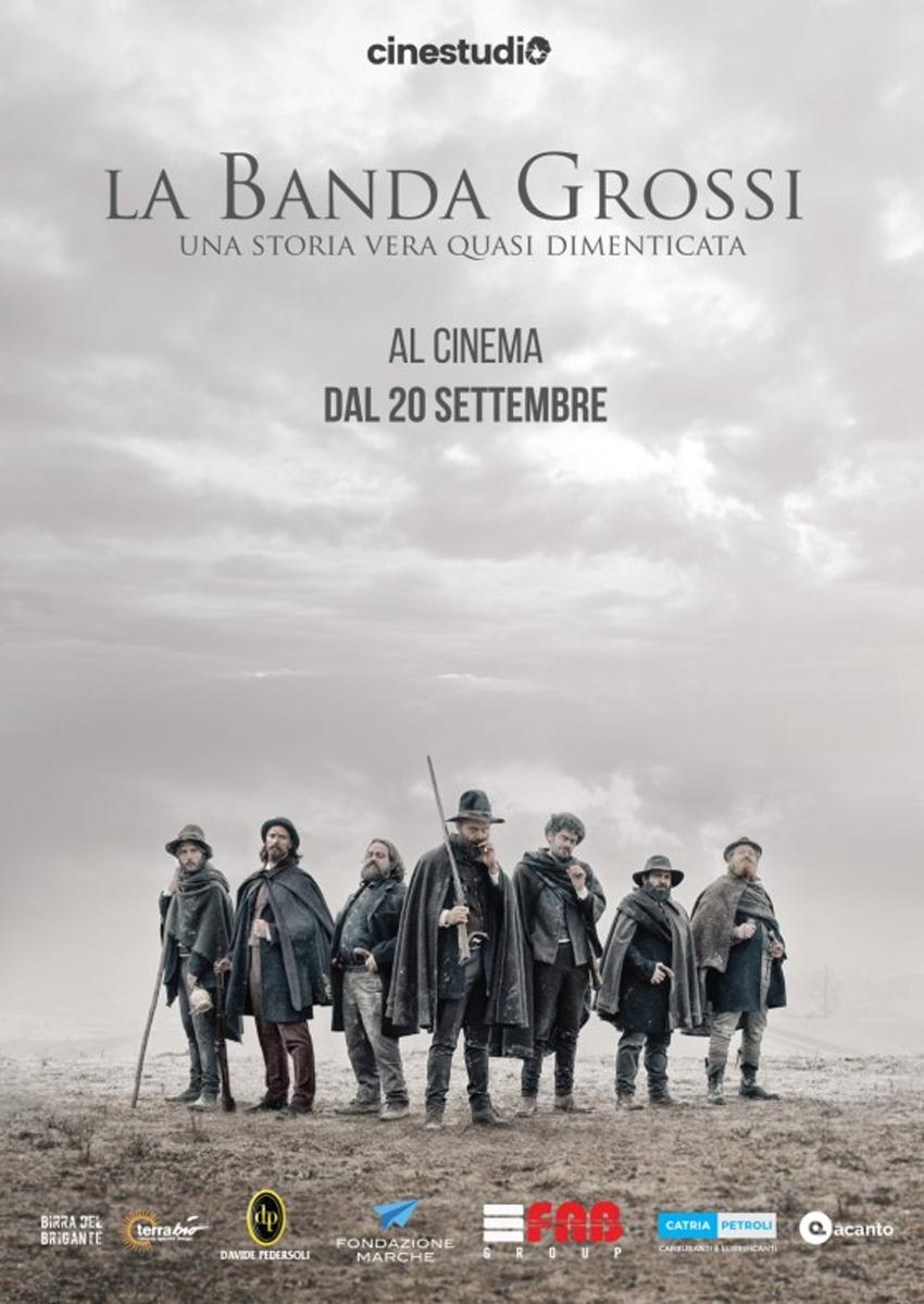 Locandina-La-Banda-Grossi ecomarchenews