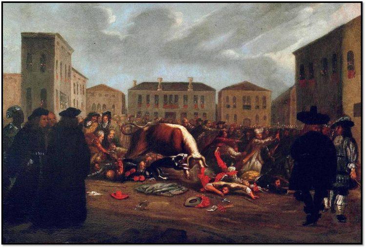 """l'antica """"corrida"""" marchigiana"""