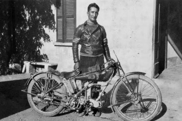 il girardengo della motocicletta