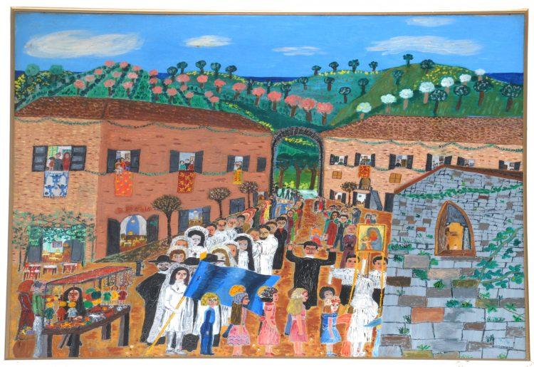 """15 processione due da """"la casa del turco"""" ecomarchenews"""